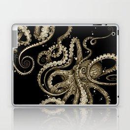 Octopsychedelia Sepia Laptop & iPad Skin