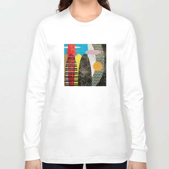 Abstraction I Long Sleeve T-shirt
