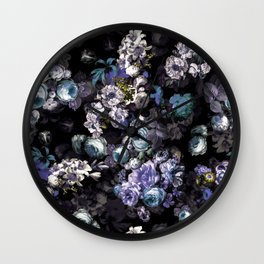 Future Nature II Wall Clock