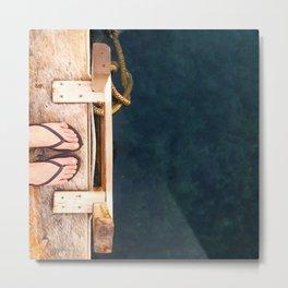 Lake Atitlan Metal Print