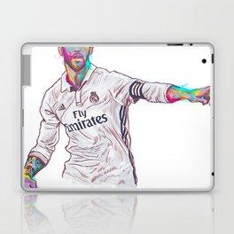Real Madrid Sergio Ramos Laptop & iPad Skin