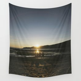Bic Sunset Wall Tapestry