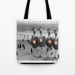 _HELLO THERE Tote Bag