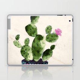 Blooming Cactus Laptop & iPad Skin