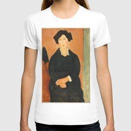 "Amedeo Modigliani ""The Italian Woman"" T-shirt"
