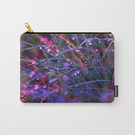 Colorful Dew Drops I Carry-All Pouch