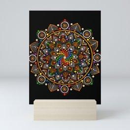 Birth of a Rainbow Mini Art Print