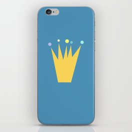 Fit For King iPhone Skin