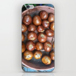 Buckeyes iPhone Skin