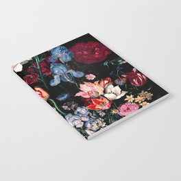 Midnight Garden XVII Notebook