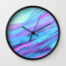 Planet One Wall Clock