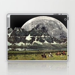 Mountains of Montanya Laptop & iPad Skin