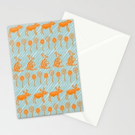 Mex Woodland Stationery Cards
