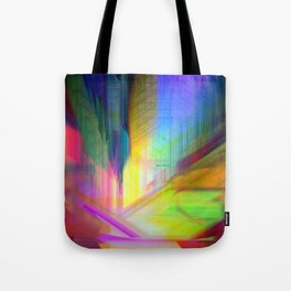 Abstract 9590 Tote Bag