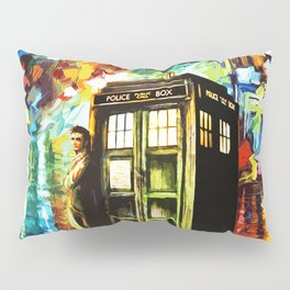 Time Lord Pillow Sham