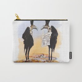 vulture times Carry-All Pouch