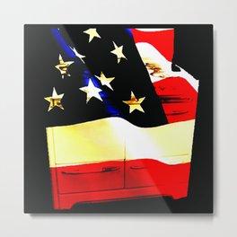 American Homemaker  Metal Print