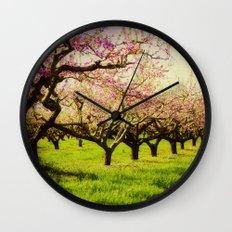 Orchard play Wall Clock