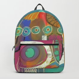 Celebration of color Backpack
