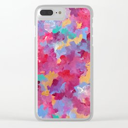 Idle Worship Clear iPhone Case