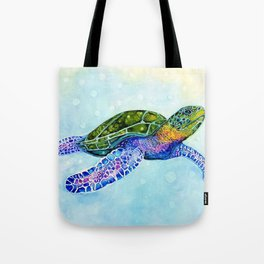 Southern Passage Tote Bag