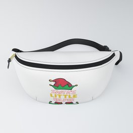 SANTA'S LITTLE HELPER Fanny Pack