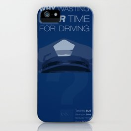 Driver iPhone Case