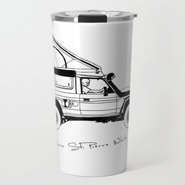 Limted Edition 4xOverland Troopy Travel Mug