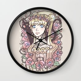 Sailor Moon Sailor Wall Clock