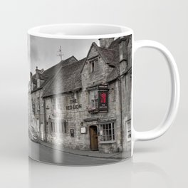 The Red Lion at Chipping Camden  Coffee Mug