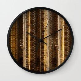 BABBAGE'S ENGINE Wall Clock