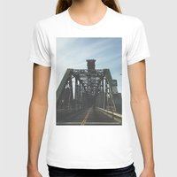 bridge T-shirts featuring BRIDGE by URBANEUTICS