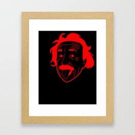 I __ Genius Framed Art Print
