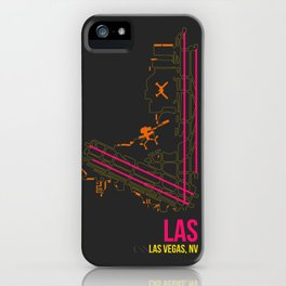 LAS iPhone Case
