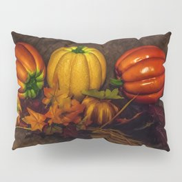 Autumn Pumpkins Pillow Sham