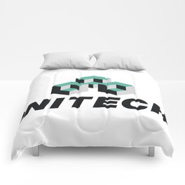 Initech Software Company Logo, Artwork For Tshirts, Posters, Stickers, Men, Women, Kids Comforters