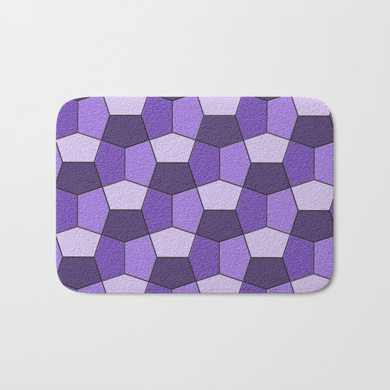 Geometrix VII Bath Mat