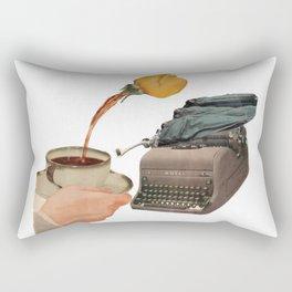 Bibliograph Rectangular Pillow