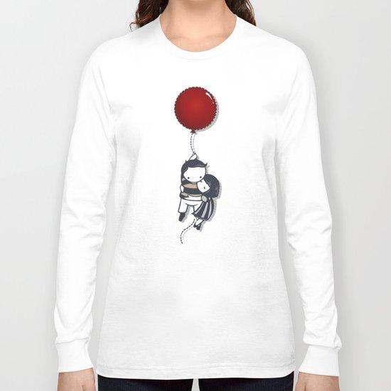 Grab On Long Sleeve T-shirt