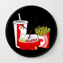 McGuffin Wall Clock