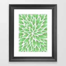 Petal Burst #23 Framed Art Print