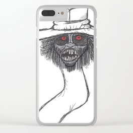The Babadook Clear iPhone Case