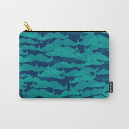 Movember Crowd Carry-All Pouch