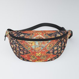 Bakshaish Antique Persian Carpet Print Fanny Pack