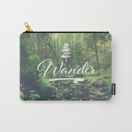 Mountain of solitude - text version Carry-All Pouch