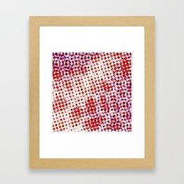 Visual illusion No. 2 Framed Art Print