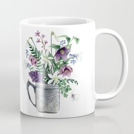Butterfly Bouquet Coffee Mug