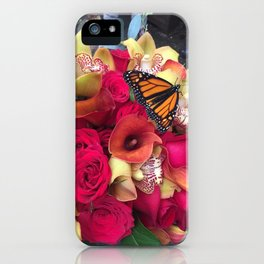 Dianne the Butterfly iPhone Case