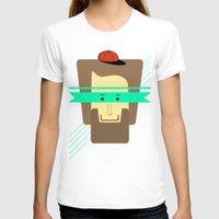 superhero T-shirts featuring current superhero by AmDuf