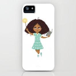 Malia the Magnificent iPhone Case